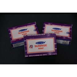 Satya Sunrise Soap