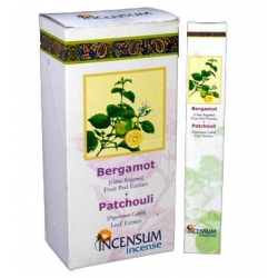 Incensum Bergamot Patchouli