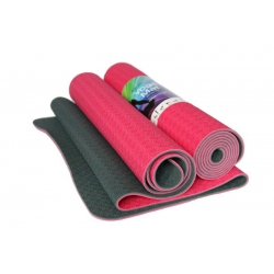 Yogastyles Yogamat TPE Standaard Roze