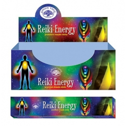Green Tree - Reiki Energy