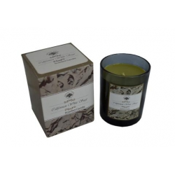 Green Tree - Californian White Sage Scented Candle