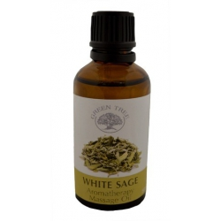 Green Tree - White Sage Massage Oil
