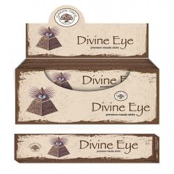 Green Tree - Divine Eye