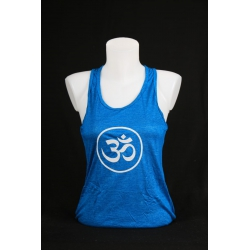 YogaStyles singlet Ohm turkoois one size