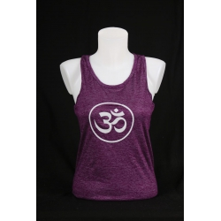 YogaStyles singlet Ohm paars one size